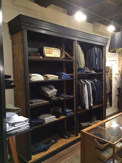 Arredamenti per negozi, arredamento su misura per negozi