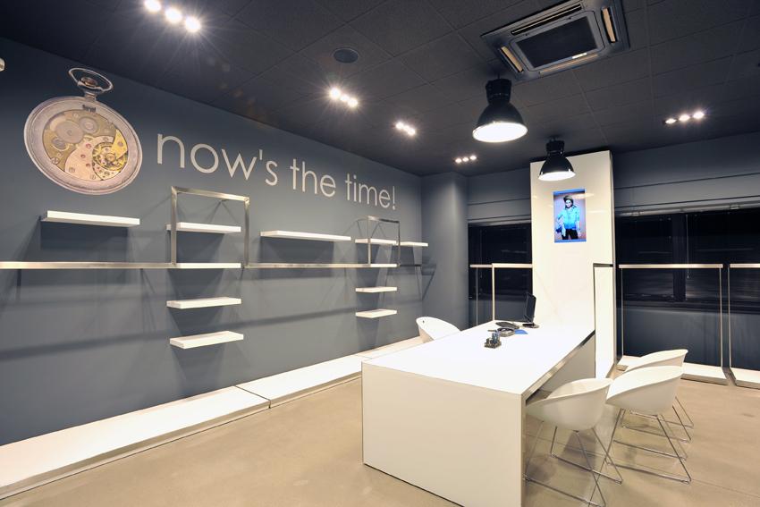 Arredamenti per Showroom, arredamenti su misura per showroom
