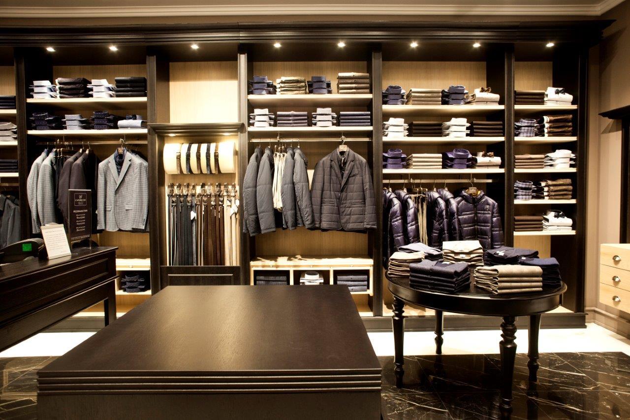 caporiccio abbigliamento uomo novate milanese nuova apertura