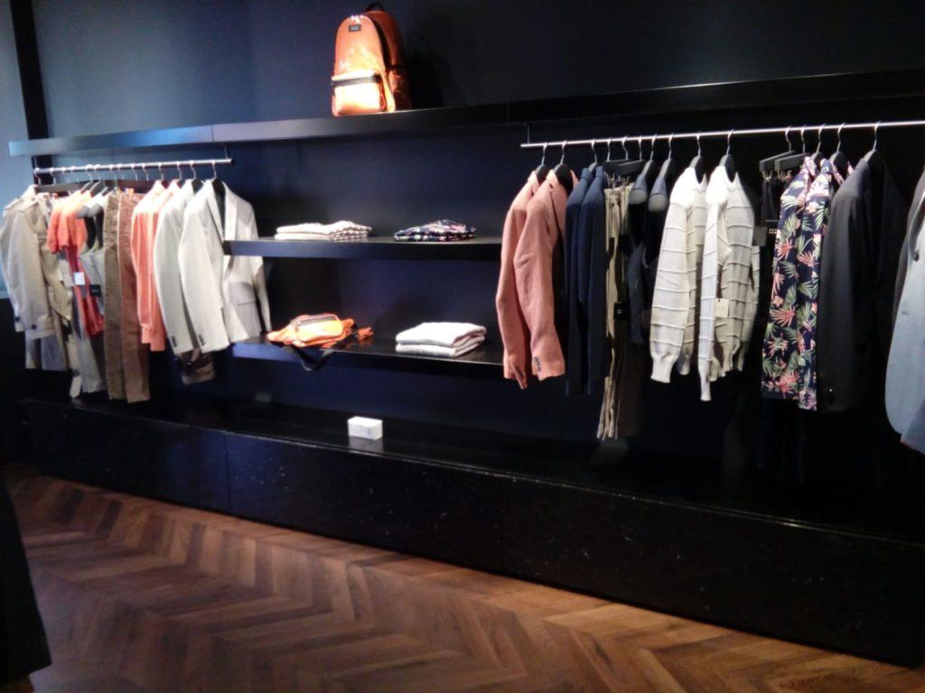 Arredamento Showroom David Naman Roma E Vicolungo One Srl